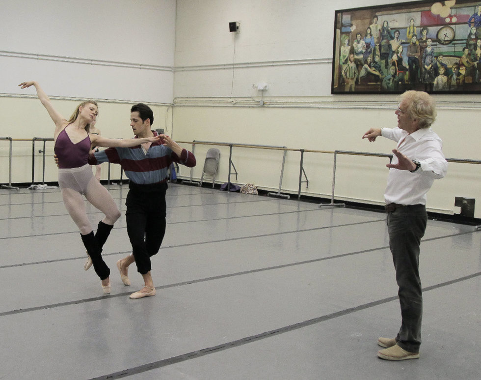 Peter Martins Was NYCBs Ballet Master In Chief The New Leader Will Simply Be Artistic Director Photo By Paul Kolnik