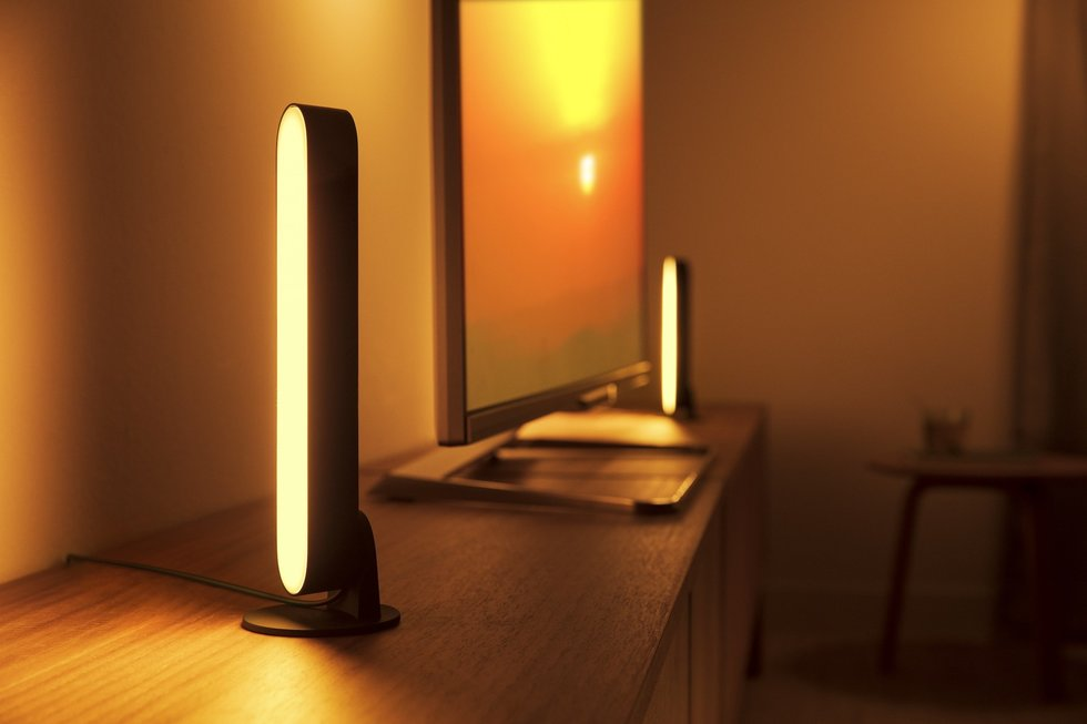 Philips Hue Smart Light Range Now Includes Living Room