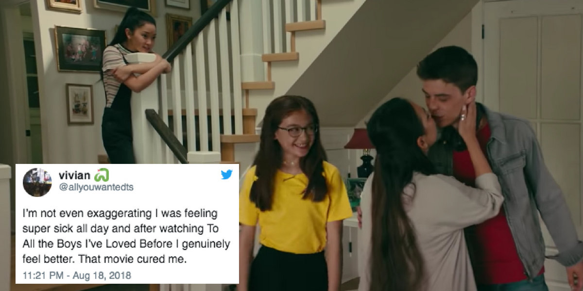 To All The Boys I Loved Before Movie Quotes Bsctv