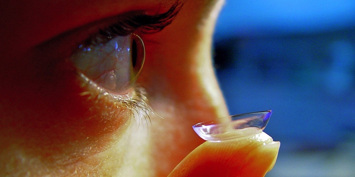 Please Stop Flushing Your Contact Lenses