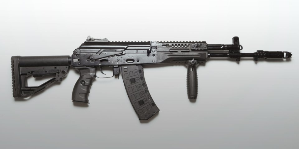 legendary russian arms maker unveils new combat rifle we are the
