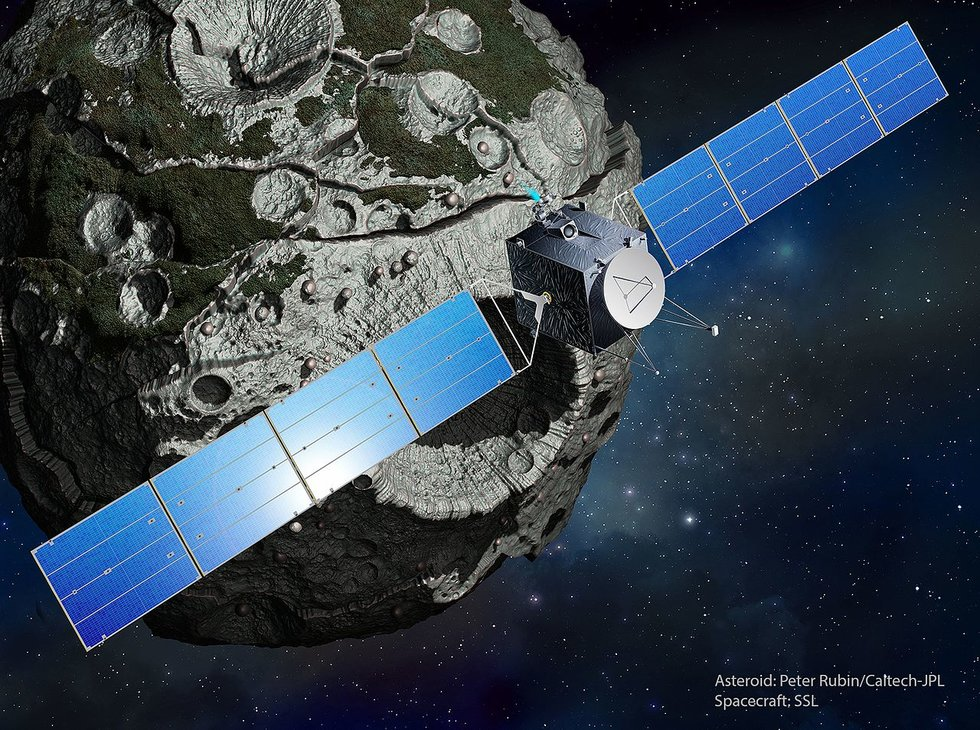 NASA to Explore an Asteroid Containing Enough Mineral Wealth to Collapse the World Economy