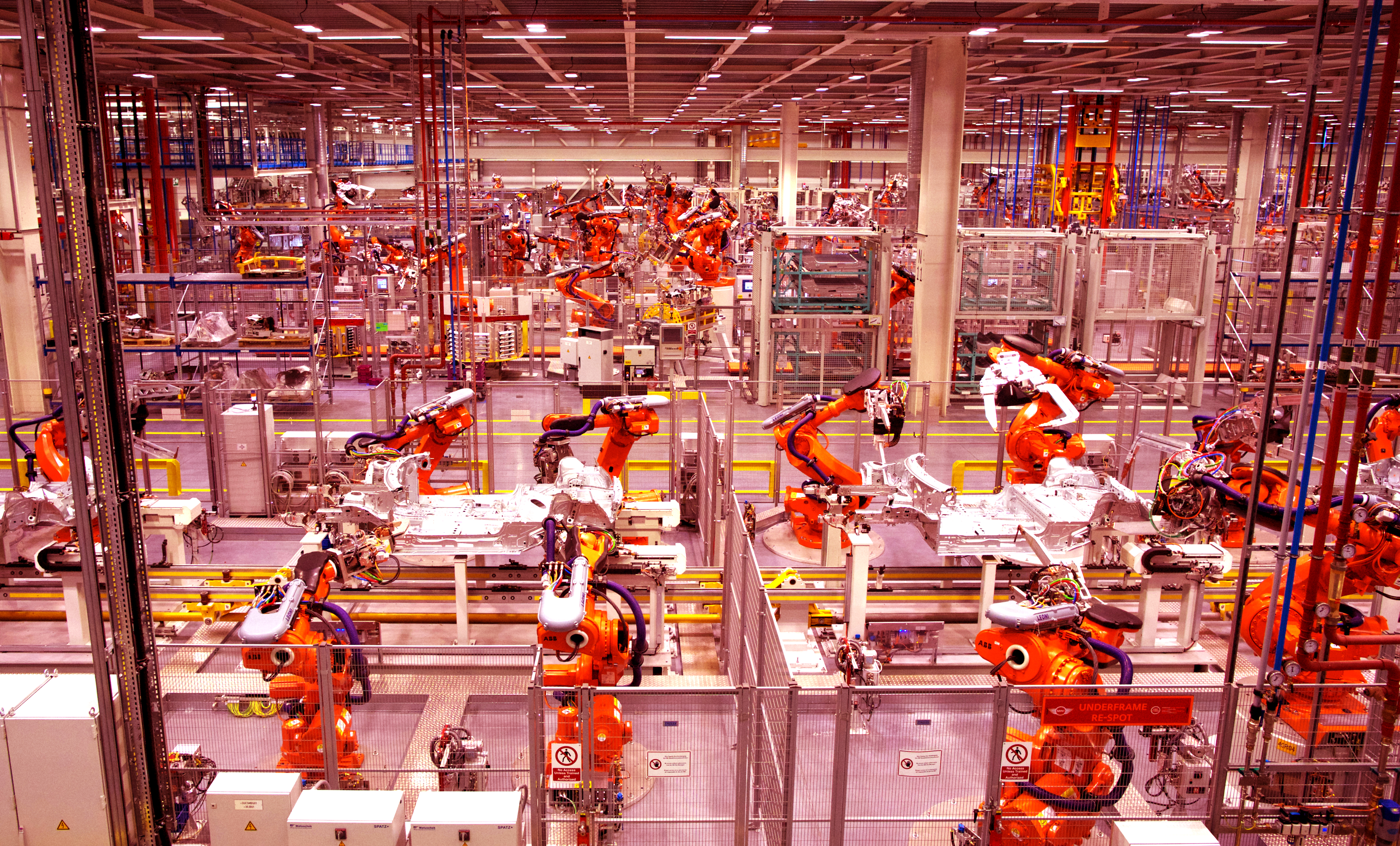 Automation Nightmare: Philosopher Warns We Are Creating a