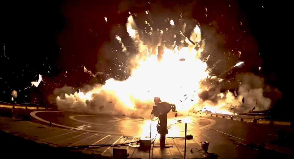 Space X Releases Shocking Blooper Reel: How Not to Land a Rocket