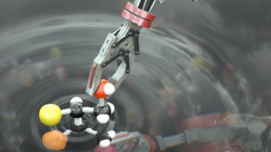 The World's 1st Molecular Robot Has Just Been Created by UK Scientists