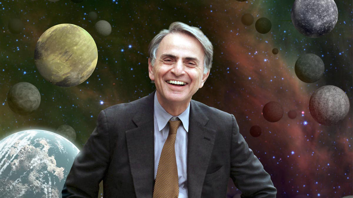 You can watch Carl Sagan's 'Cosmos' marathon right now, for free - Big Think