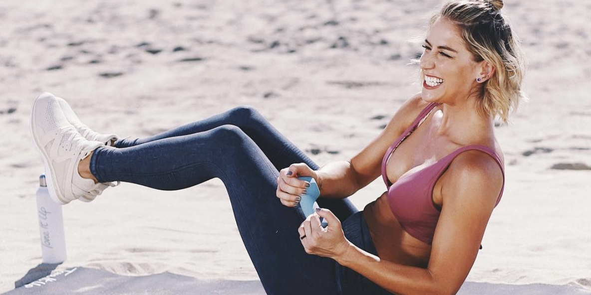 I did 'Tone It Up' workouts for a week, and here's what happened