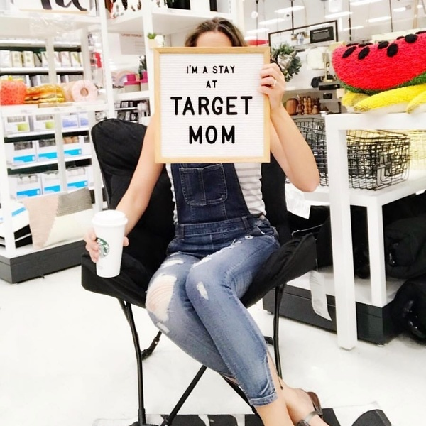 The Target Effect Is A Real Thingyoure Not Imagining It Motherly