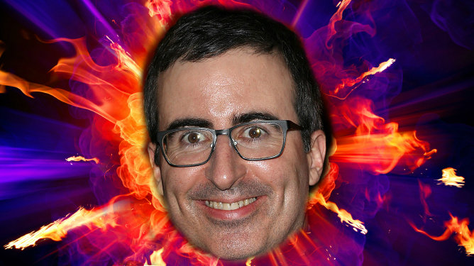 This Is Why I Love Watching John Oliver's Take Downs