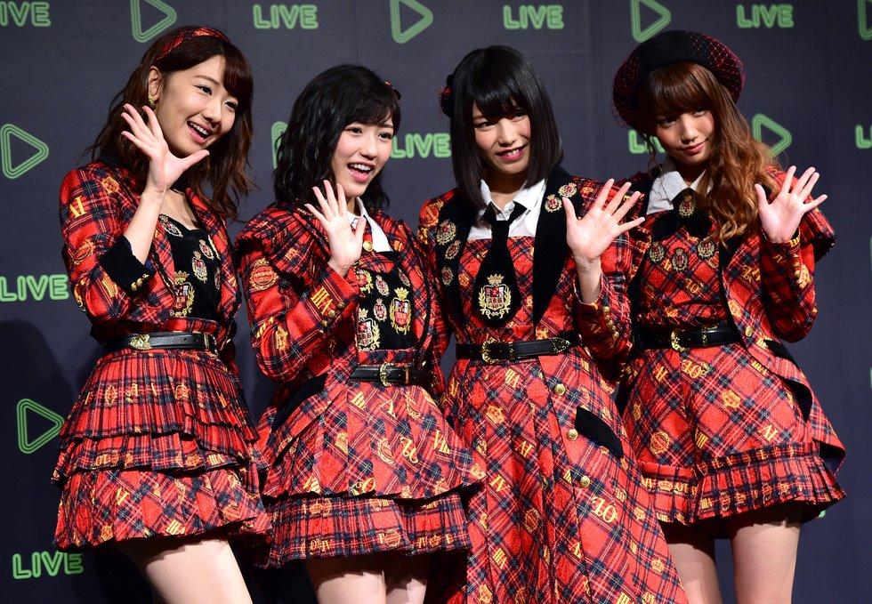 J-POP Girls' Band vs K-POP Girls' Band - Japan Info