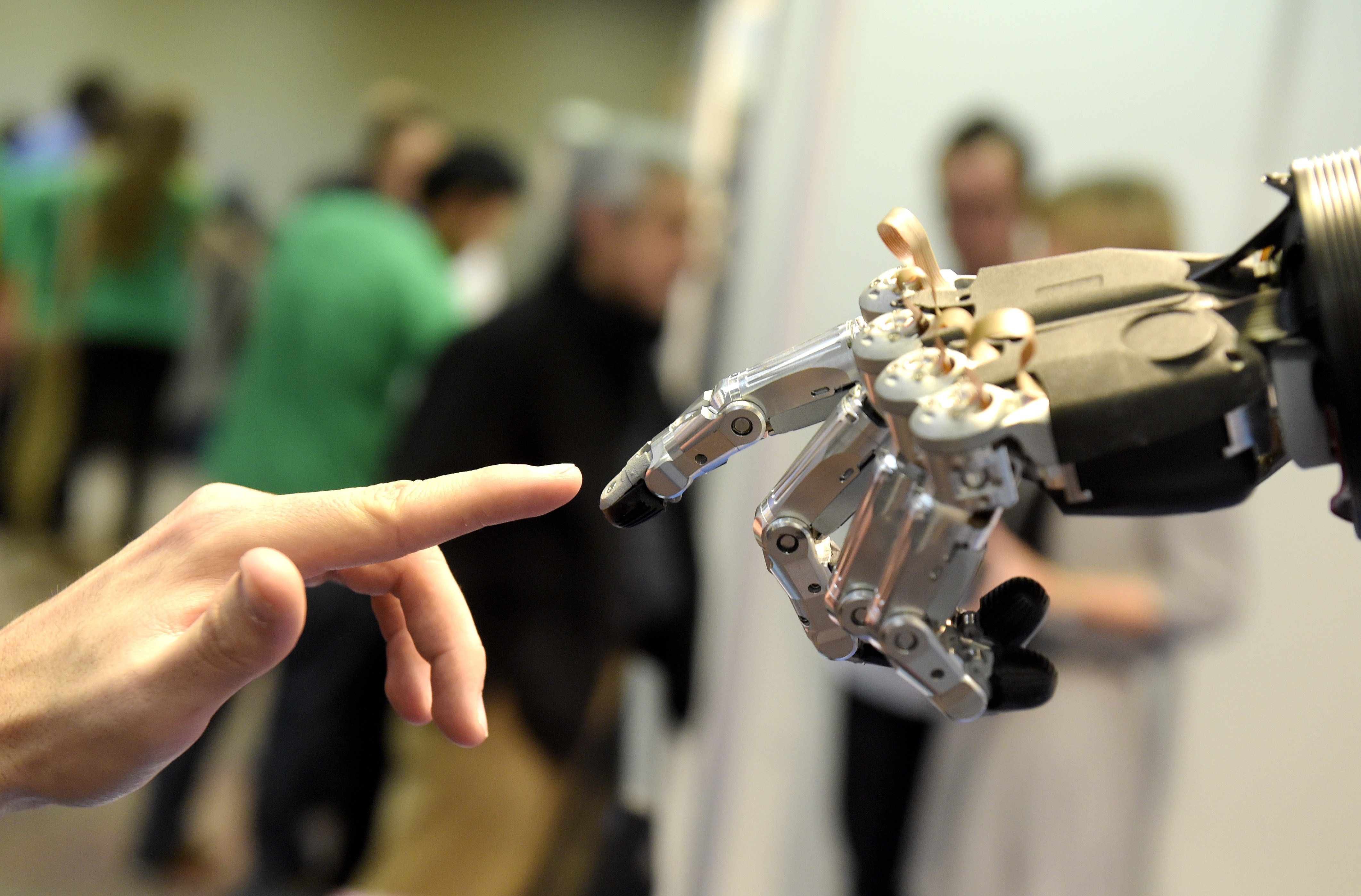 Can You Love a Robot like a Human Being? - Big Think
