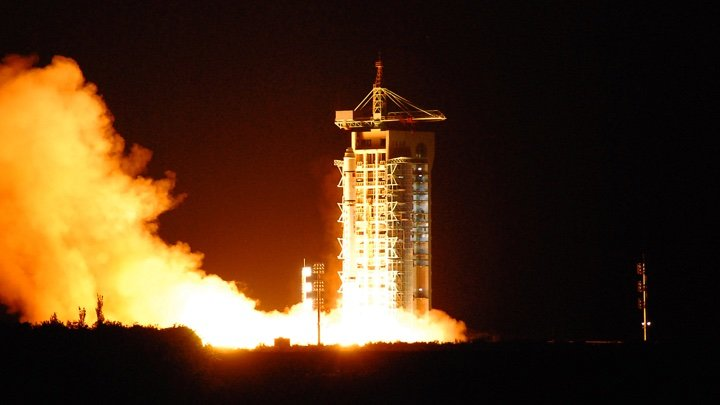 China Has Just Launched the World's First Quantum Satellite