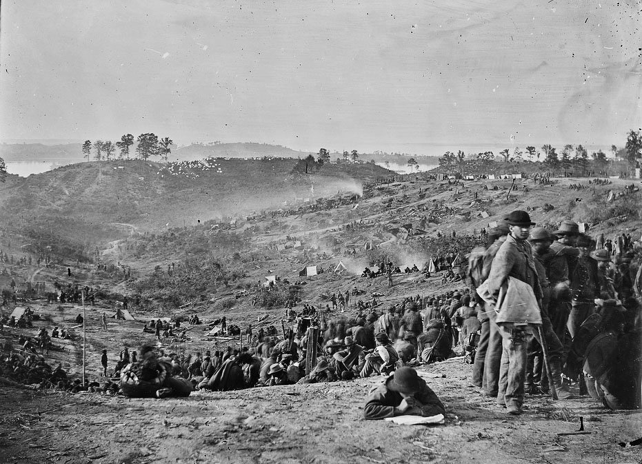 See Images By America's First War Photographer
