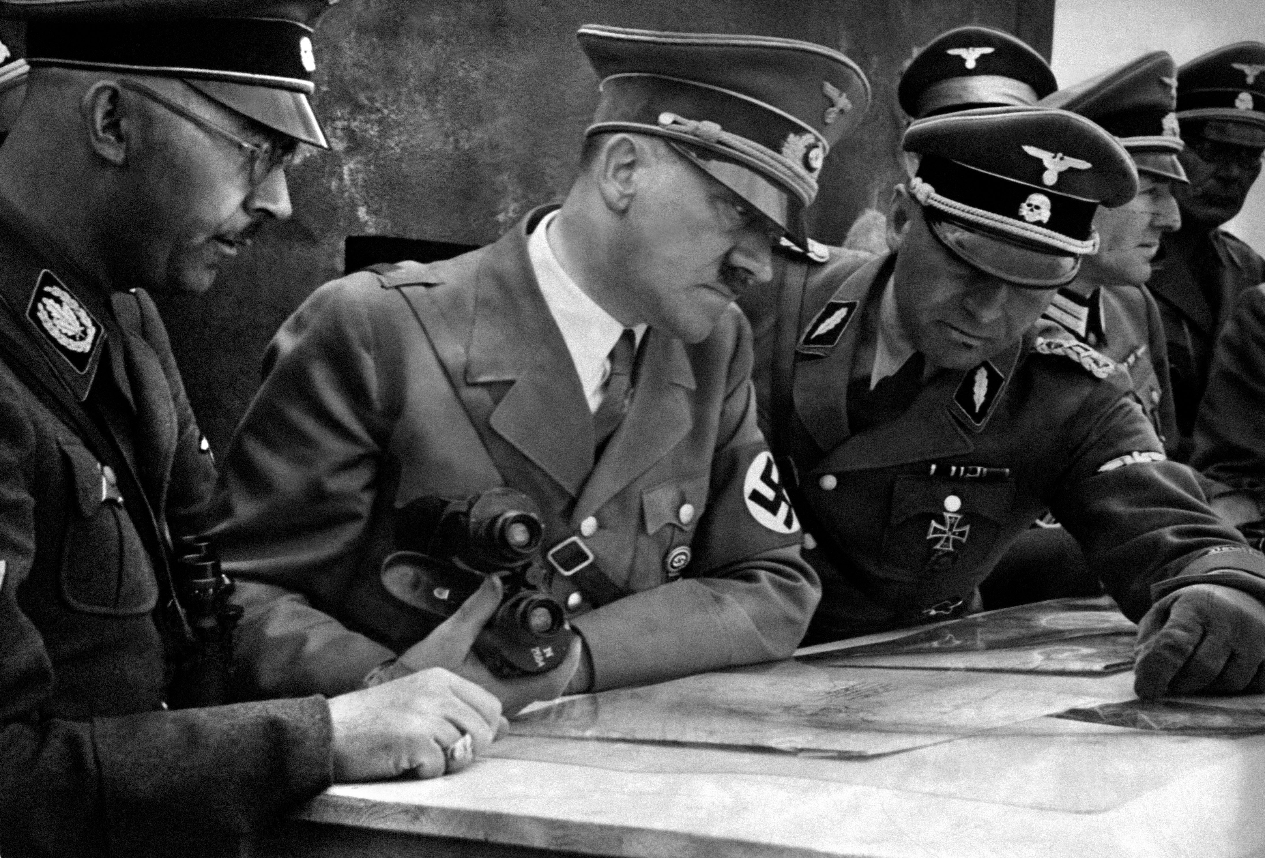 Methamphetamine Was the Secret to Hitler's Blitzkrieg