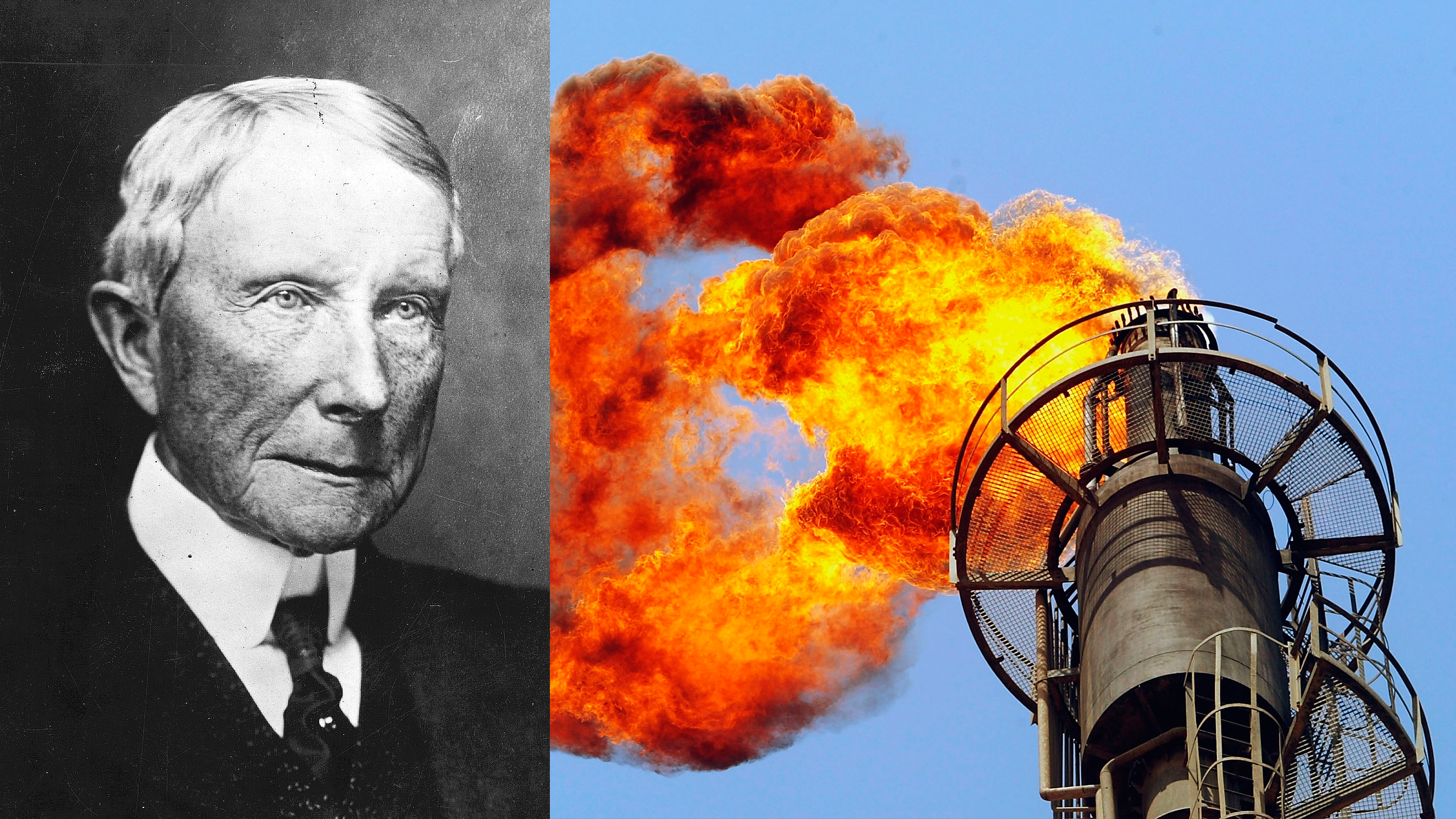 Why the Rockefellers, Who Made Their Money in Oil, Are