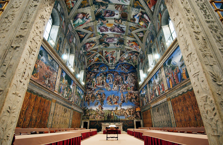 Did Michelangelo Hide Secret Messages In The Sistine