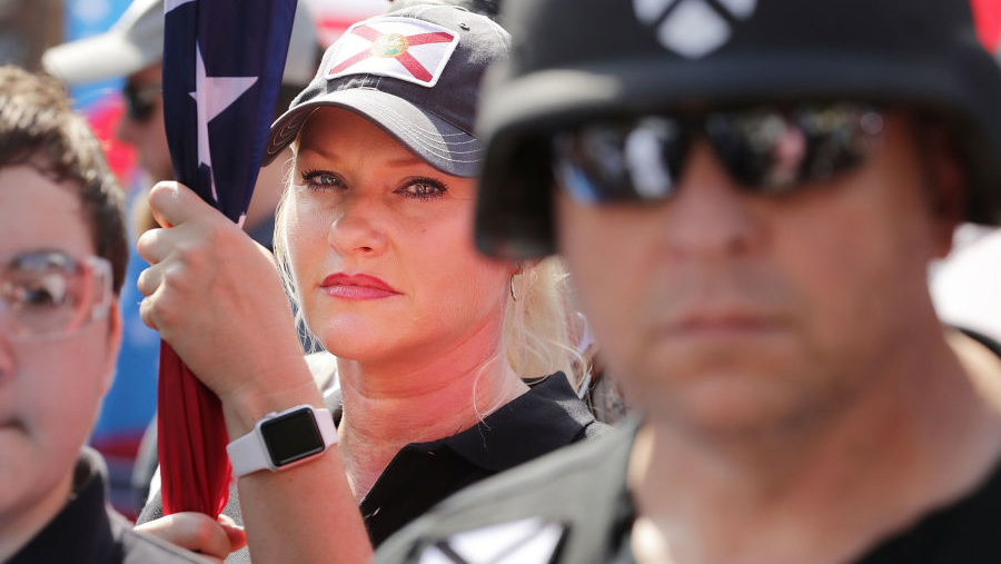 Who Is the Alt-Right? Researchers Build a Psychological Profile