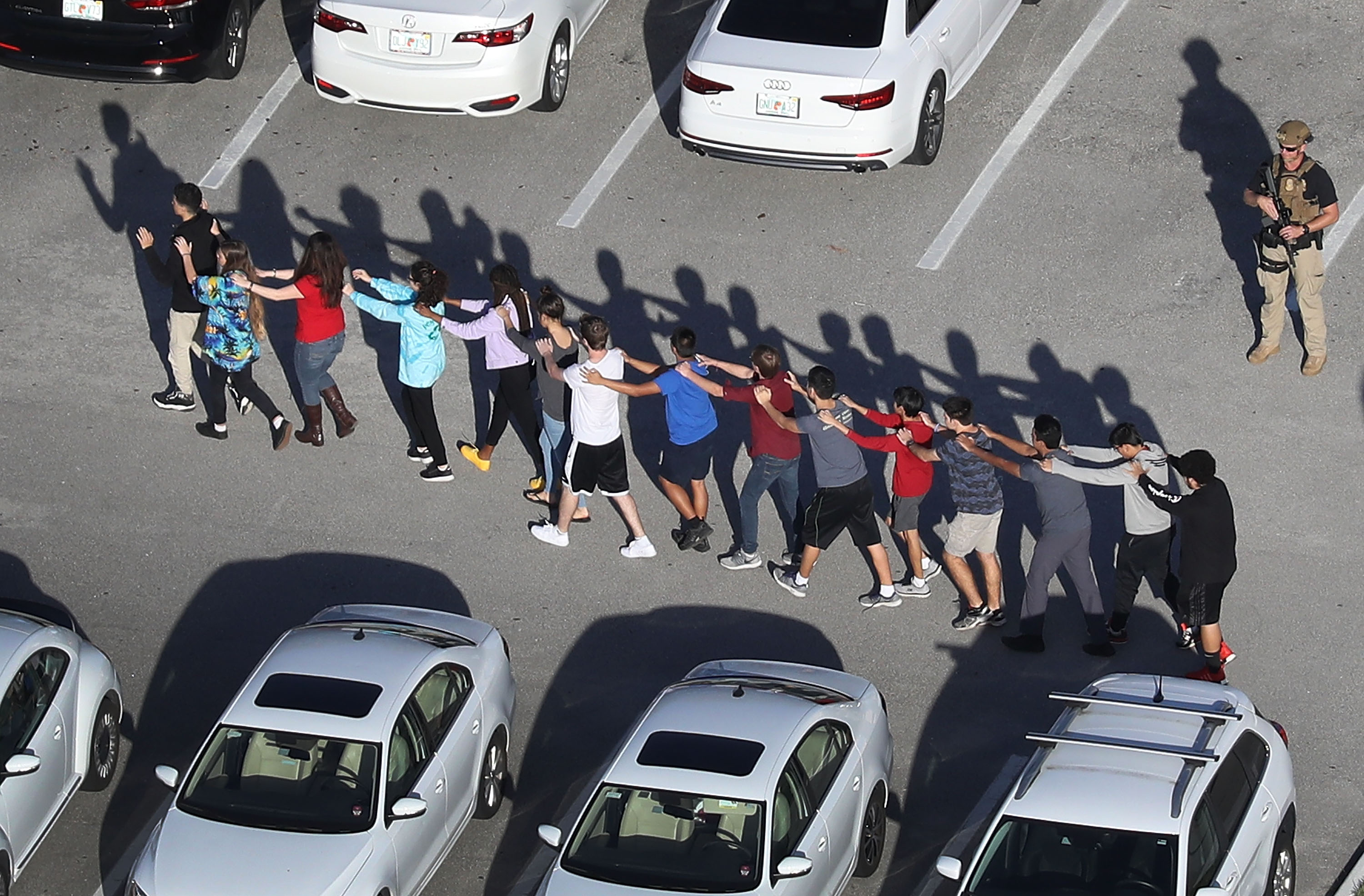 How to stop school shootings without gun control - Big Think