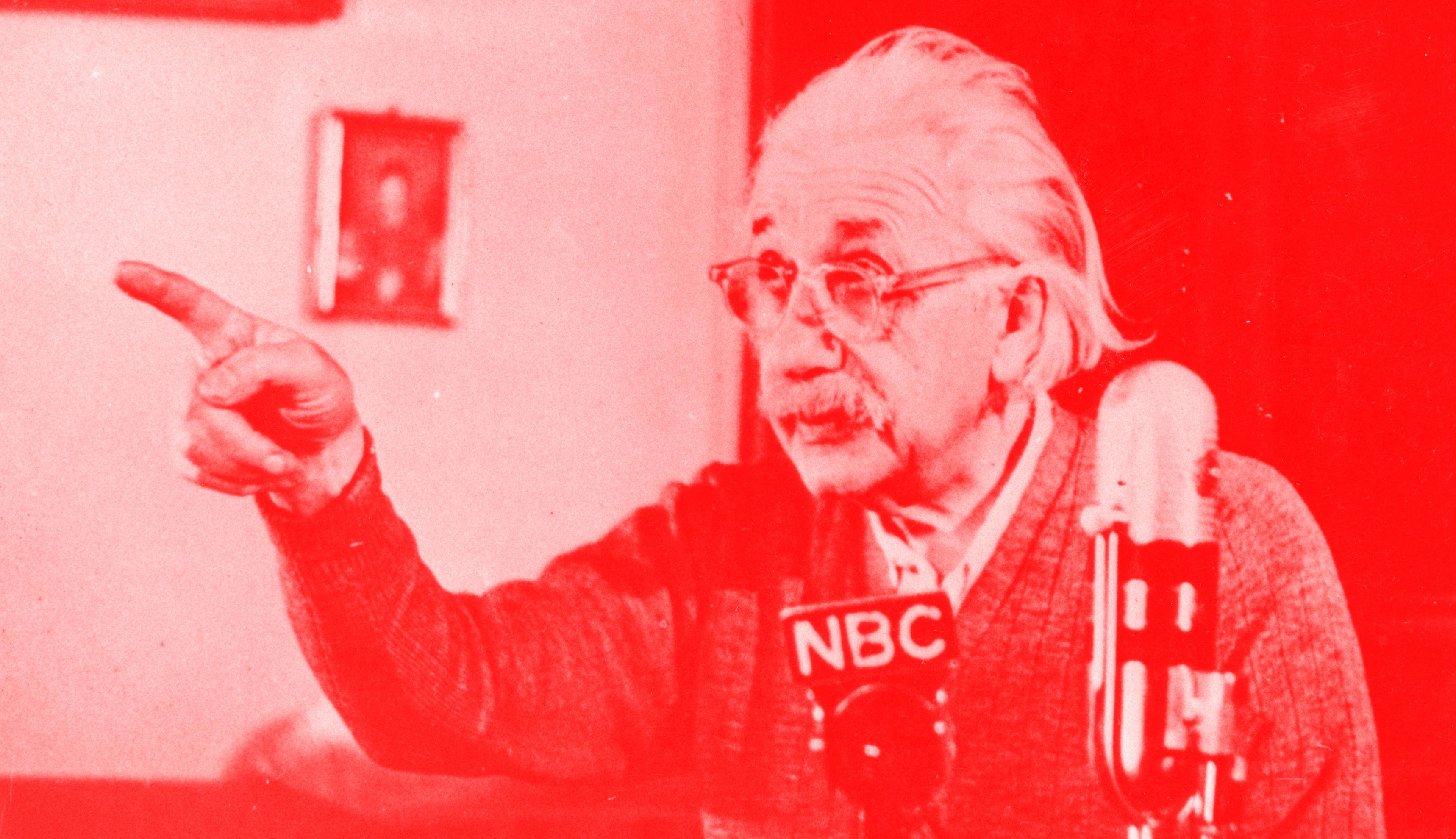 Why Albert Einstein was a socialist - Big Think