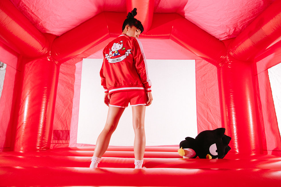 cfe52d280 Stop Everything: The NYLON X Sanrio Collab Is Here - NYLON