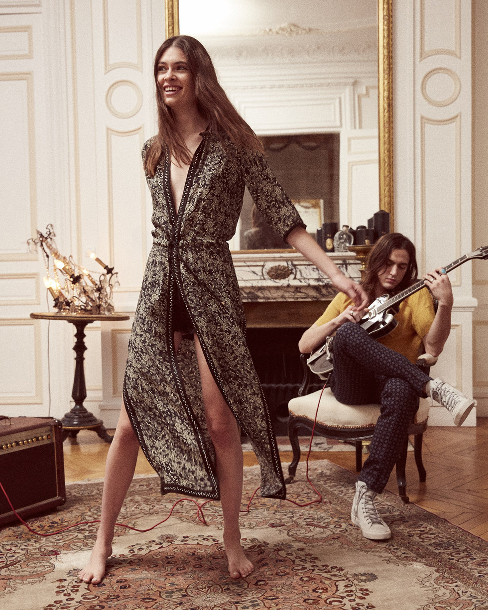 The Kooples Just Launched The Summer Collection Of Our Dreams