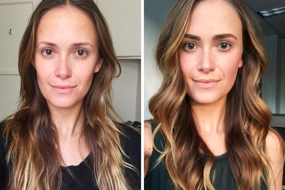 Nylon I Tried Microblading And Here Is What Happened