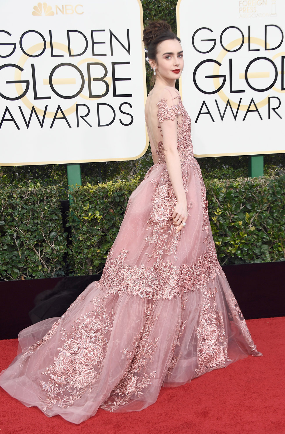 The 17 Best Dressed At Tonight's Golden Globes