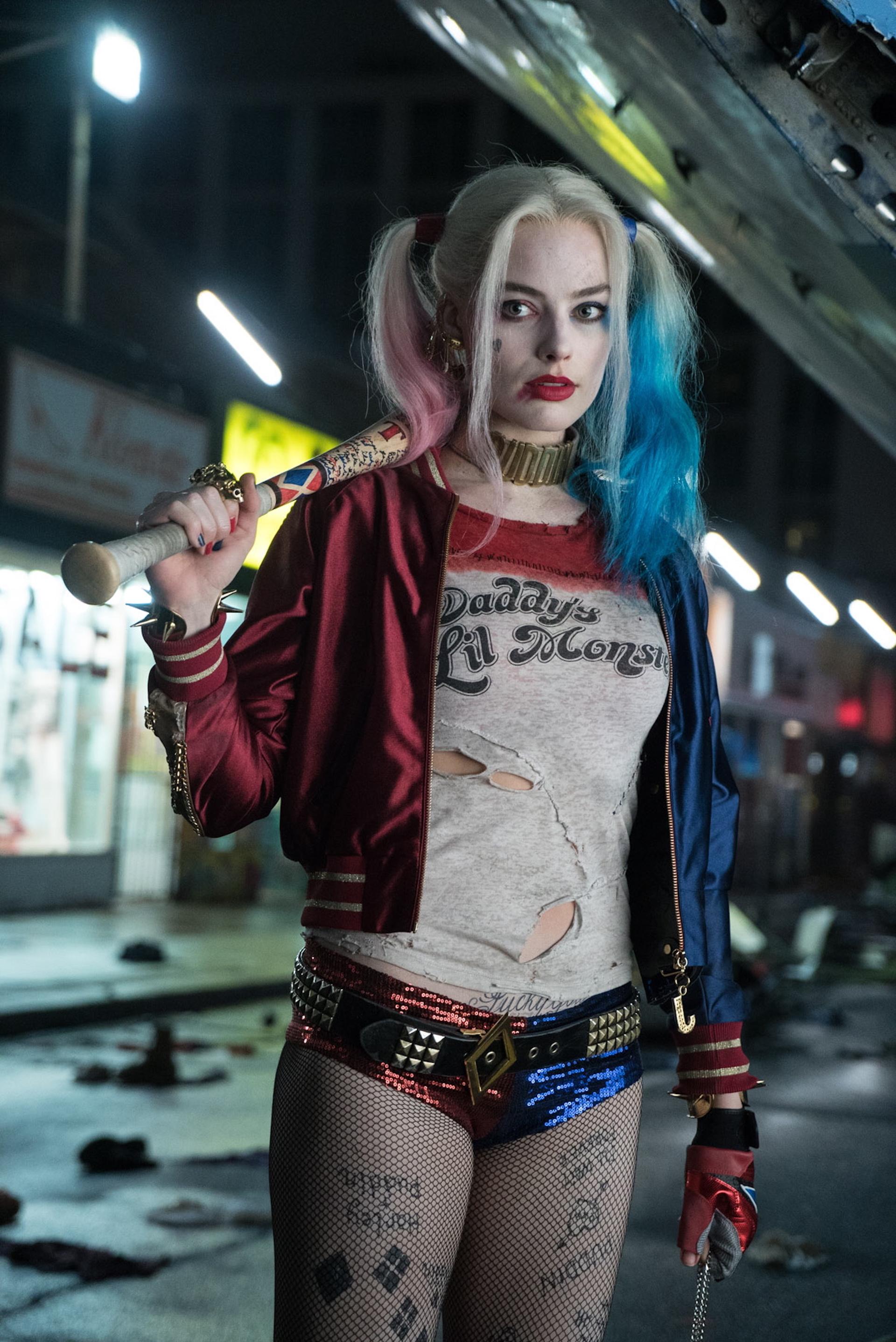 Suicide Squad Costume Designer Kate Hawley On Reimagining