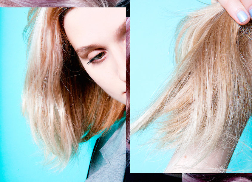 How To Bleach Your Hair Without Ruining It