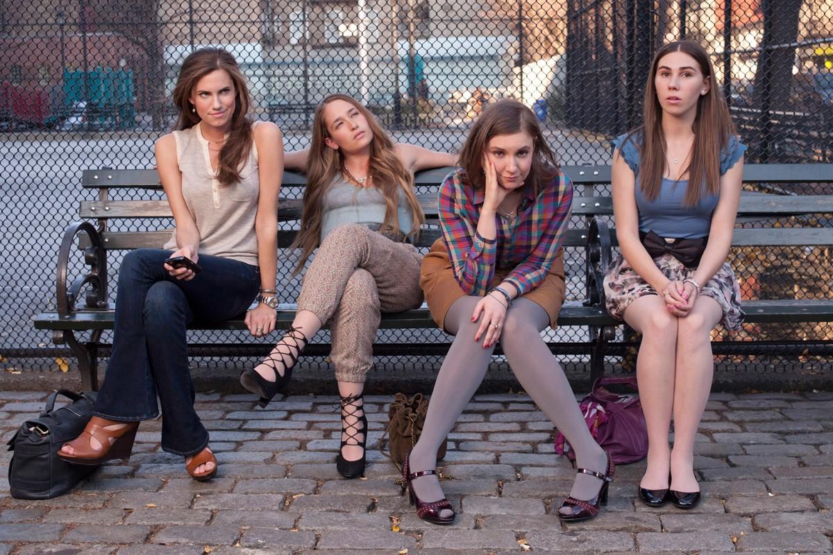 Allison Williams Thong season 6 of 'girls' will be its last - nylon