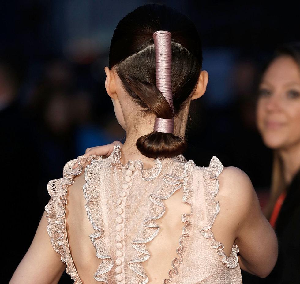 Rooney Mara Is Bringing Back The Ponytail