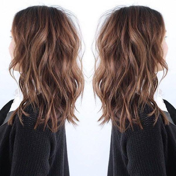 Ondas en el pelo corto sin plancha