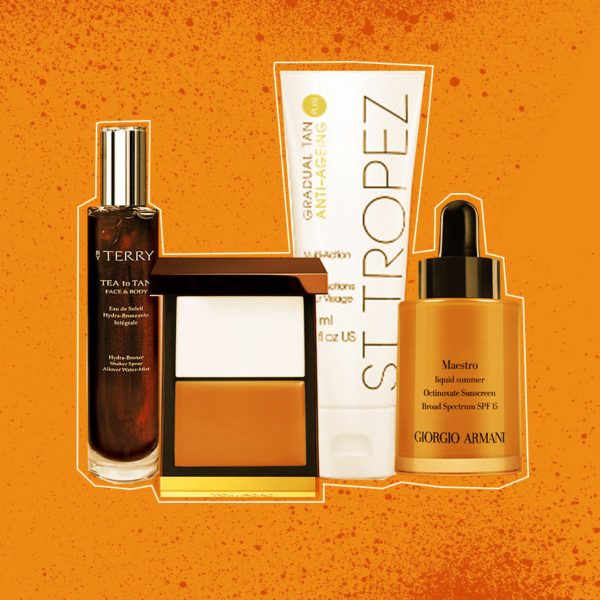 how to fake a tan—and get away with it