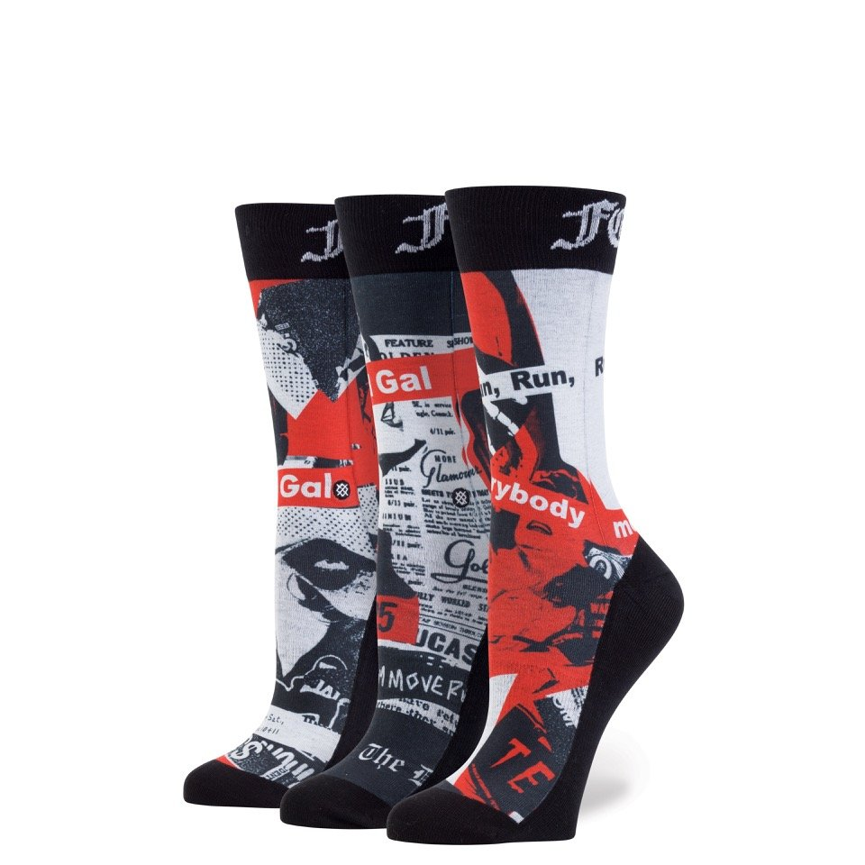 Rihanna Designs Socks Now foto