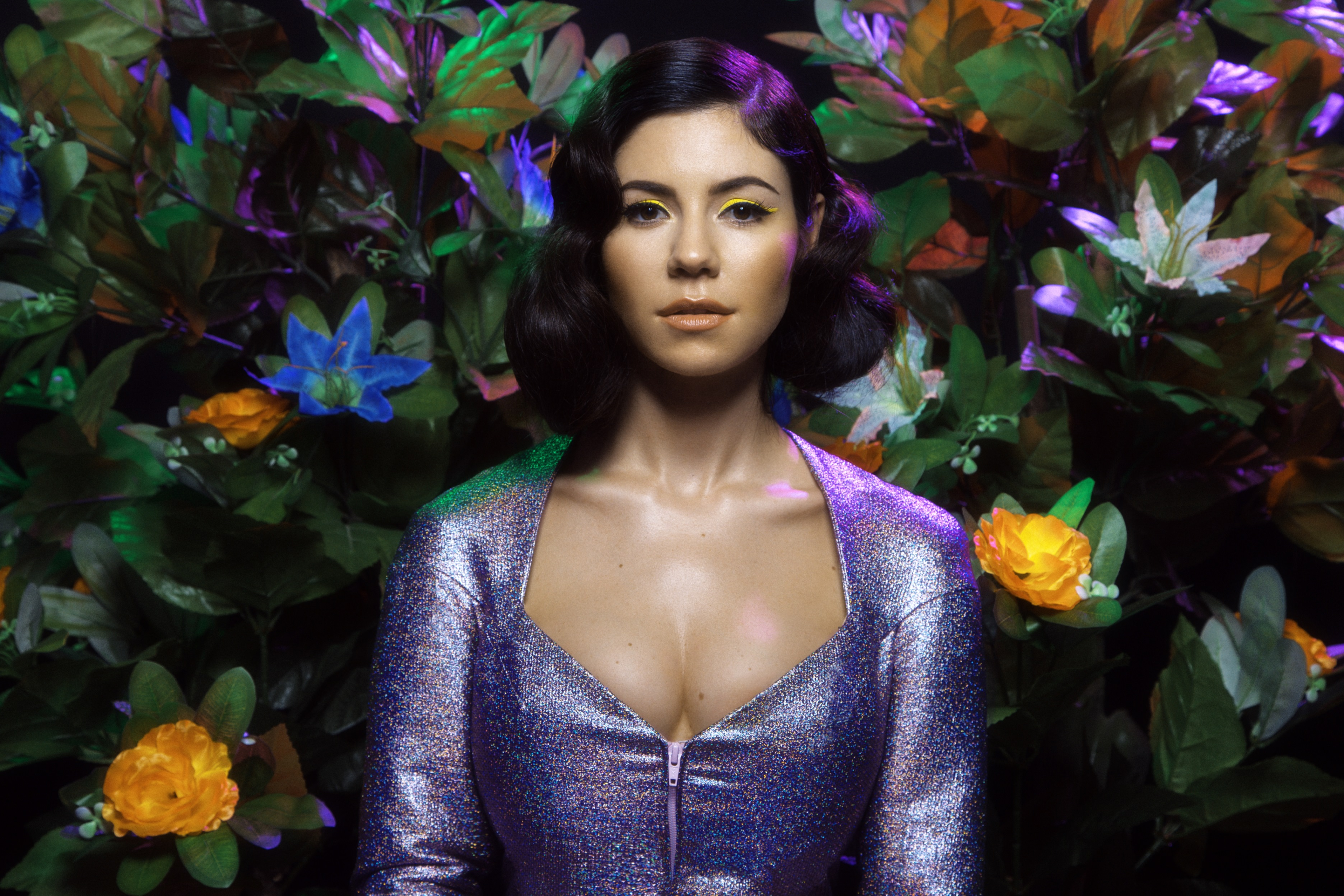 """Song Premiere: Marina And The Diamonds """"Forget"""" - NYLON"""