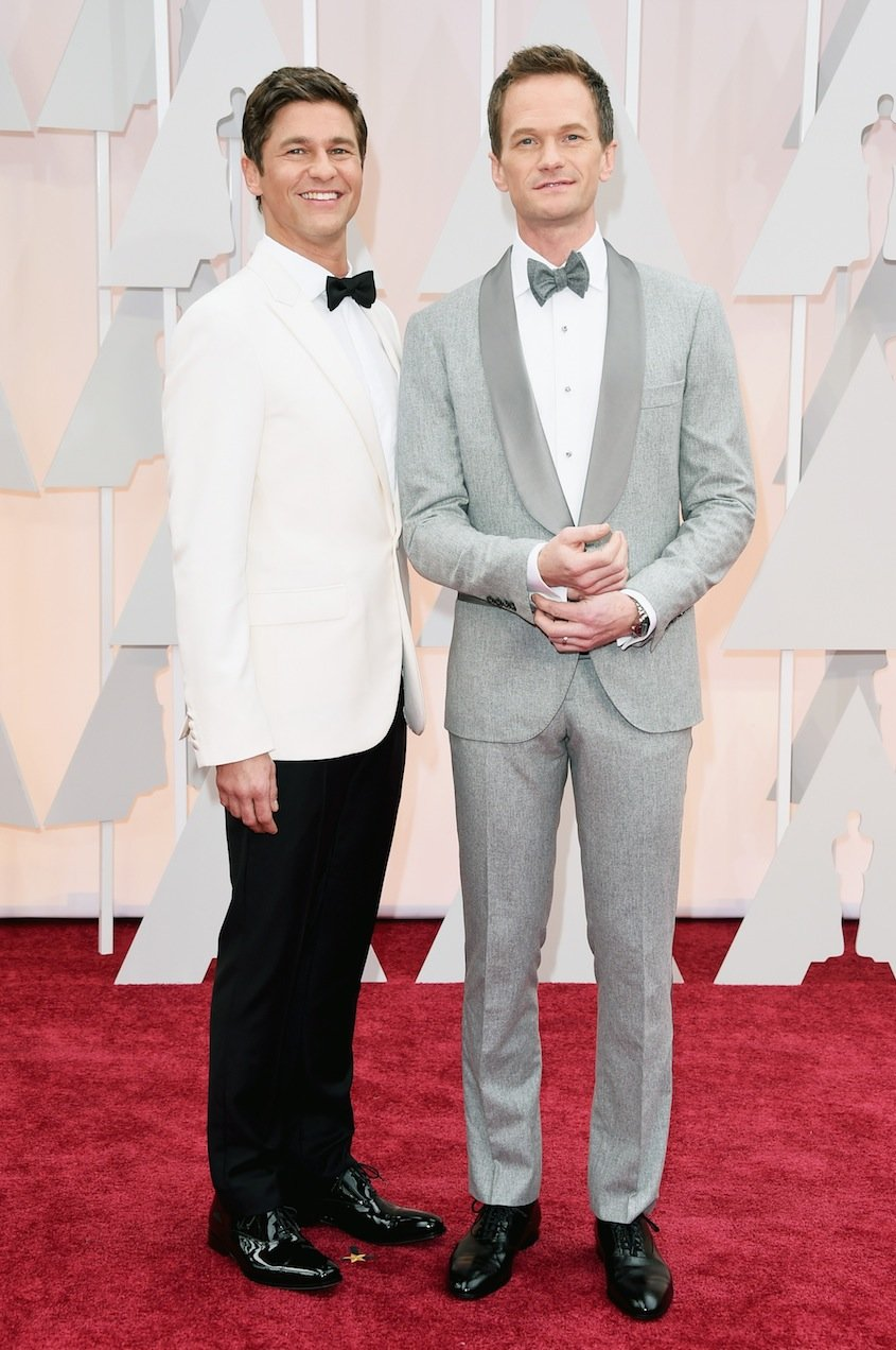 the 10 cutest couples at the oscars