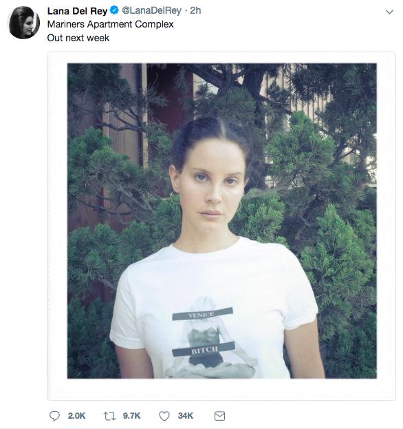 "Lana Explains ""Mariners Apartment Complex,"" Teases New"