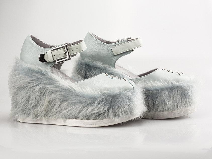 You Oughta Know Oz Shoes - NYLON