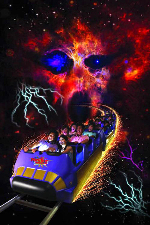 space mountain ghost galaxy - 500×750