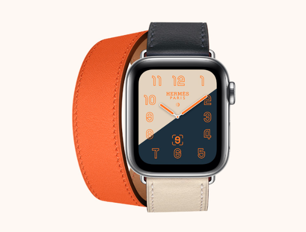 Picture of apple watch 4