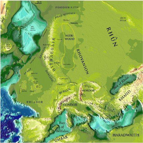 J.R.R. Tolkien\'s \