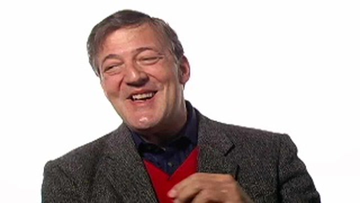 Big Think Interview With Stephen Fry - Big Think
