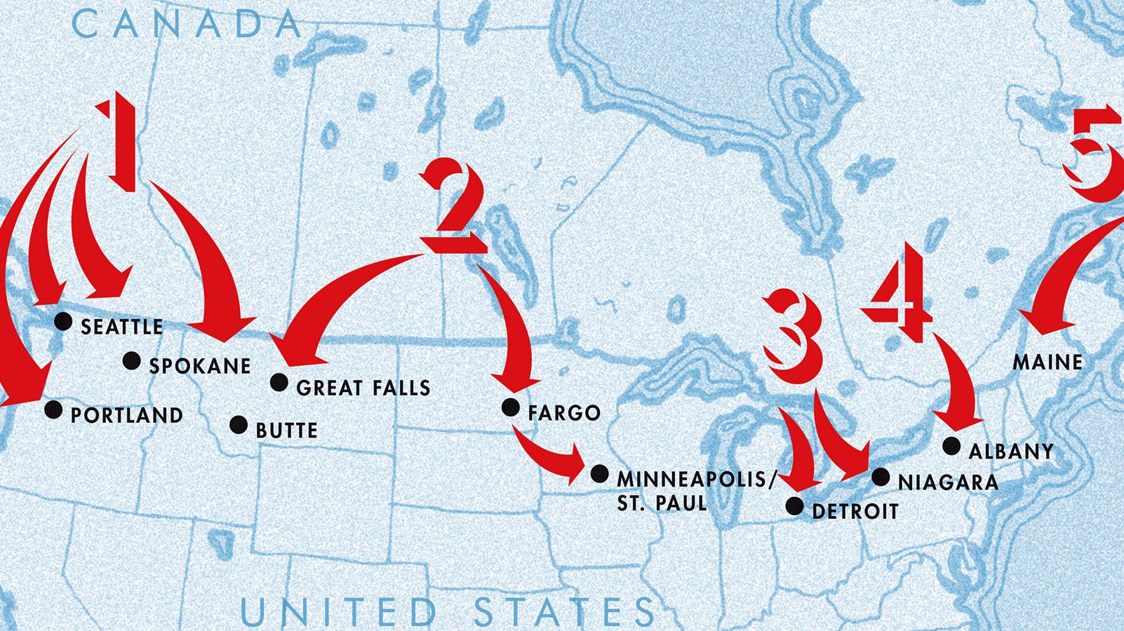 Canada's secret plan to invade the U S , circa 1921 - Big Think