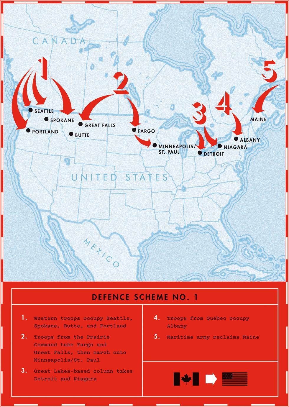 Canada\'s secret plan to invade the U.S., circa 1921 - Big Think