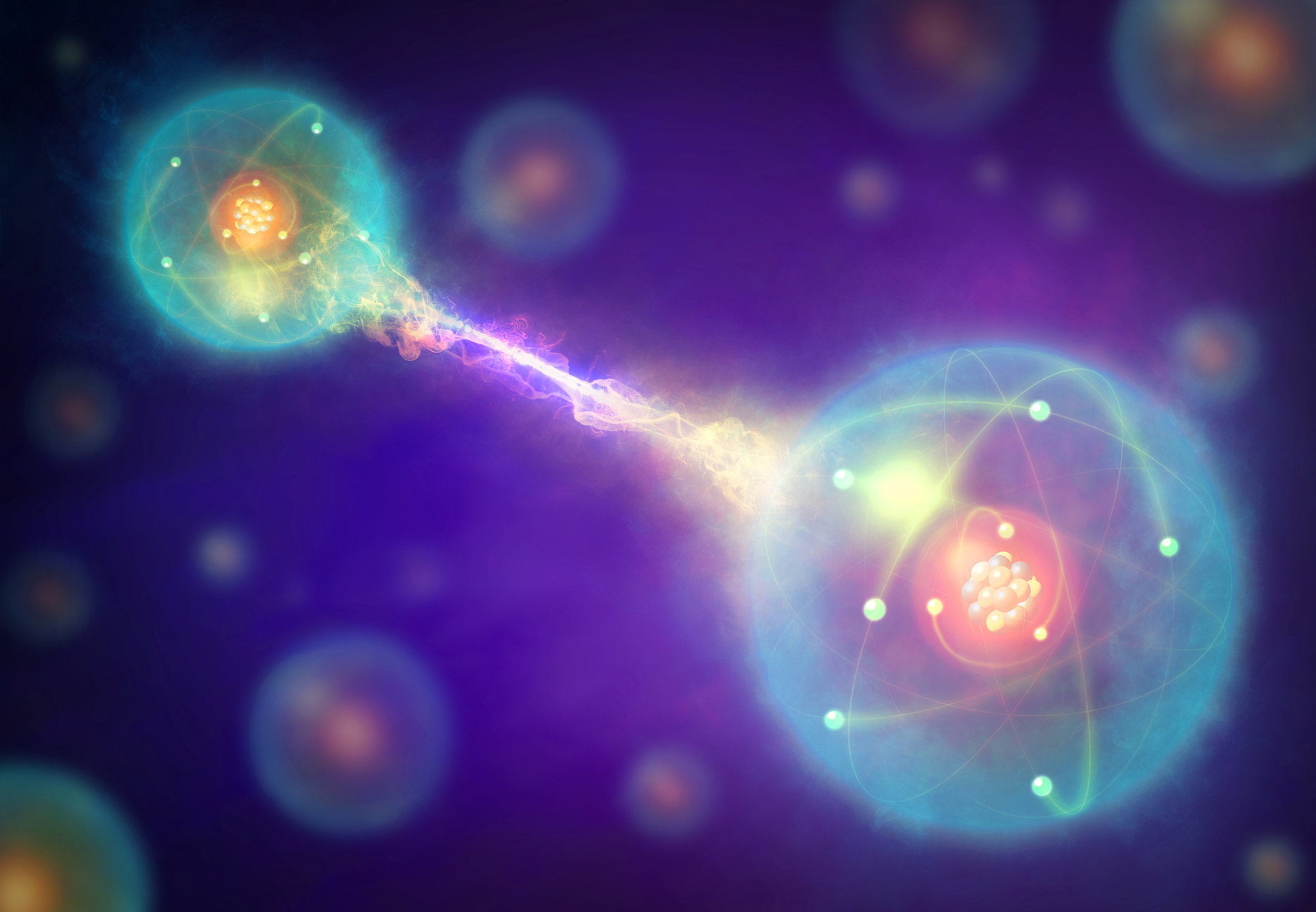 Quantum computing is on the way