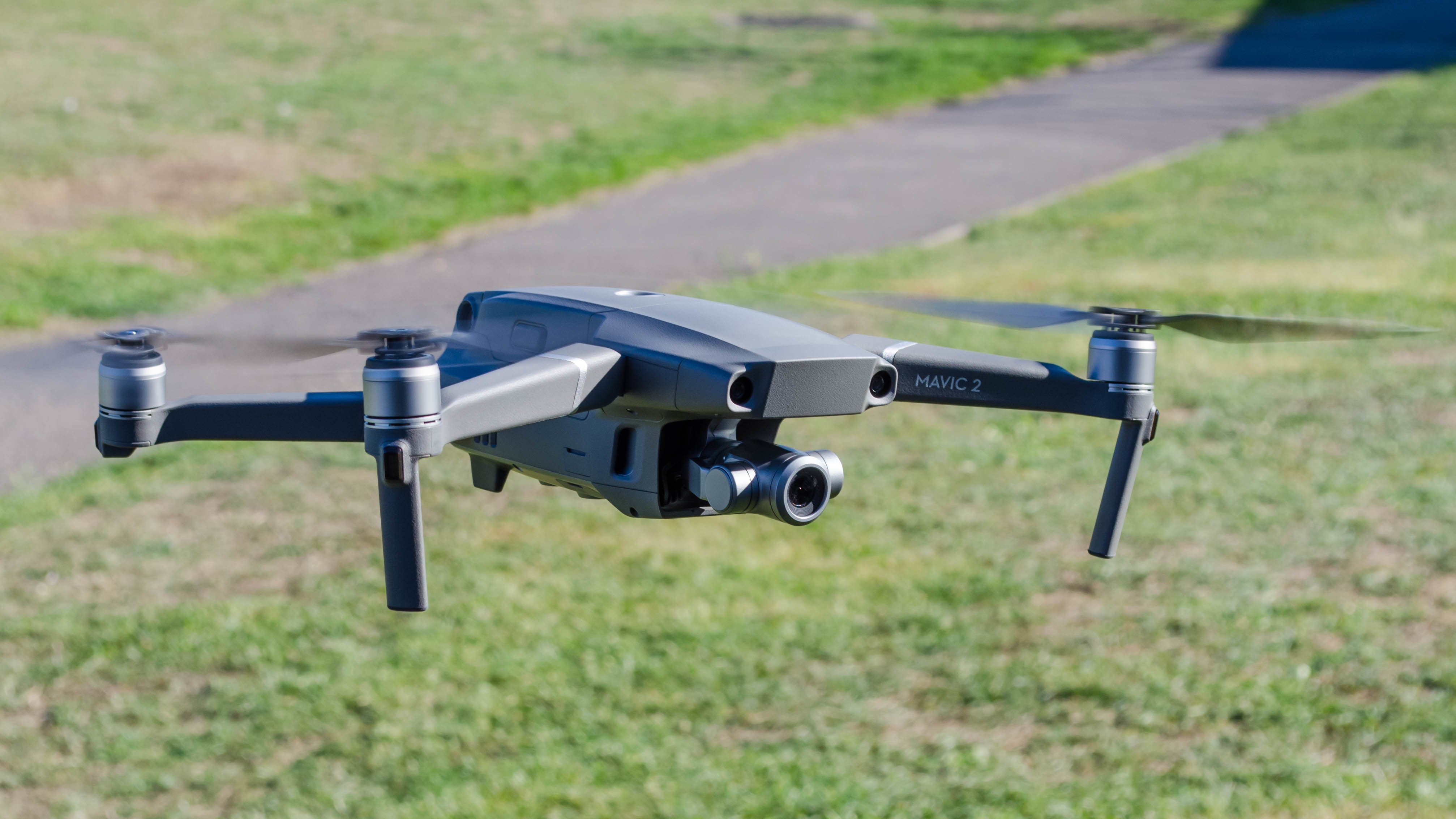 DJI Mavic 2 review: Quieter, faster, and with optical zoom