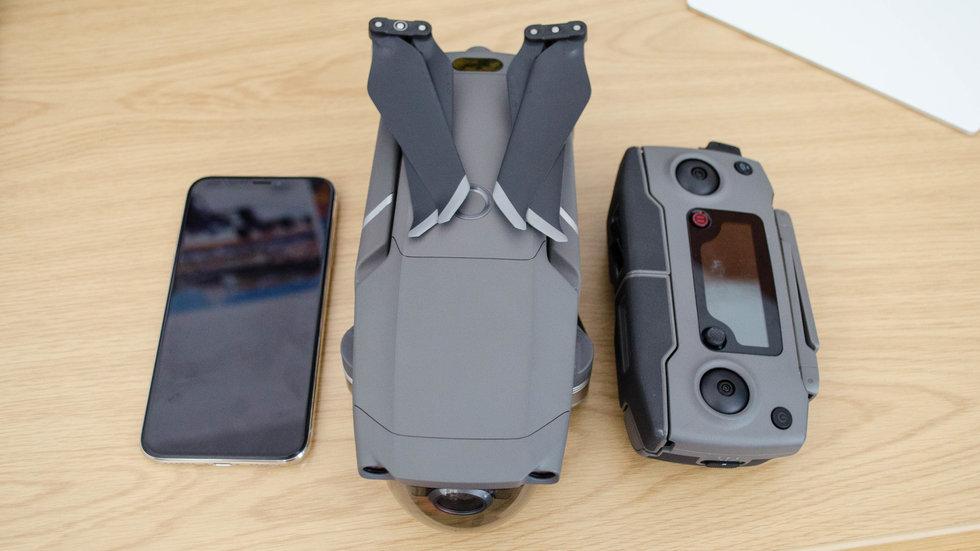 Picture of Mavic 2 Zoom Drone