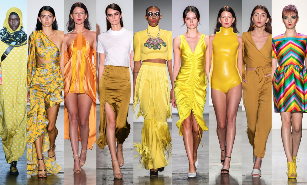 The 7 Most Popping Trends From New York Fashion Week Spring 2019