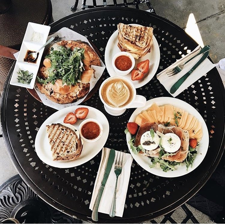 Cool Places To Eat In La: Places To Eat In Los Angeles
