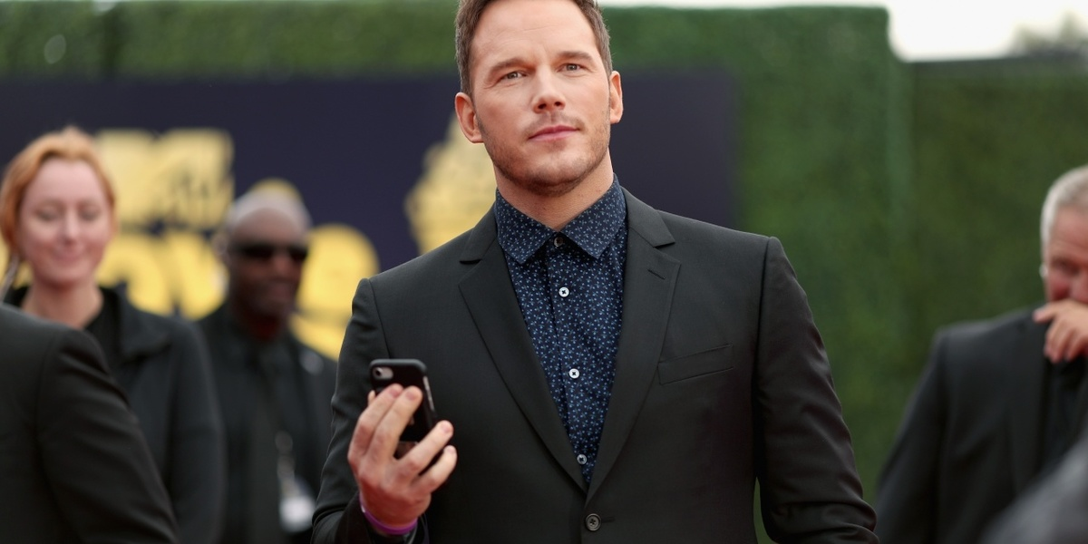 Being Authentic: Chris Pratt talks about being a Christian in Hollywood